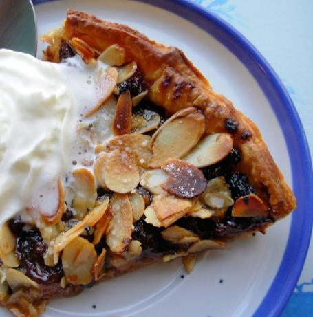 Mincemeat Almond Pie