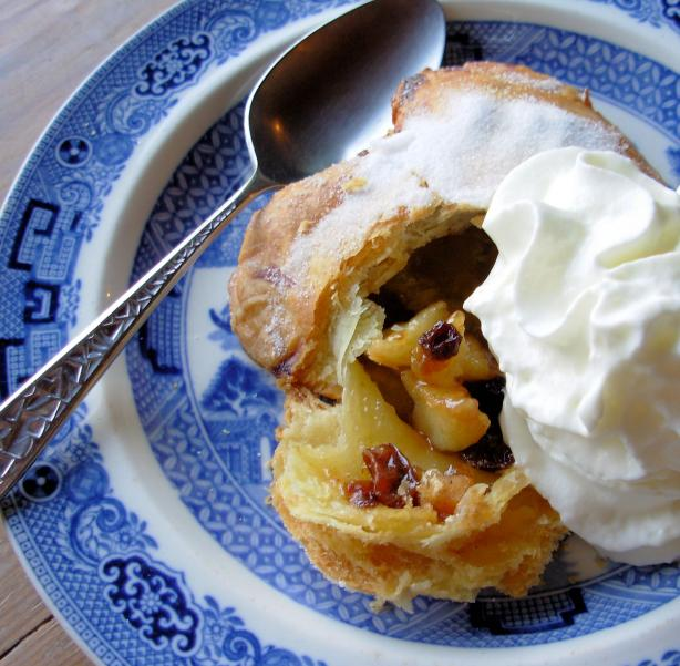 Mincemeat Apple Pie
