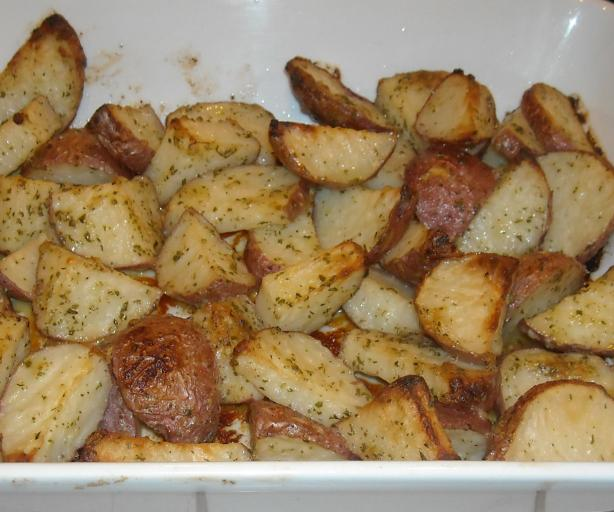 Hidden Valley Ranch Roasted Red Potatoes
