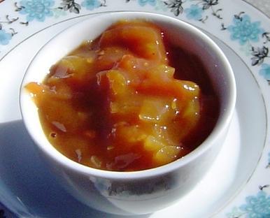 Nana's Tomato Relish