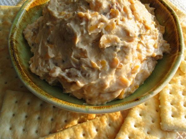 Chutney Cheese Spread