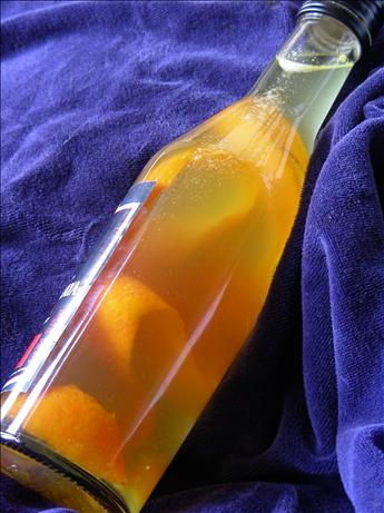 Orange-Vanilla Liqueur