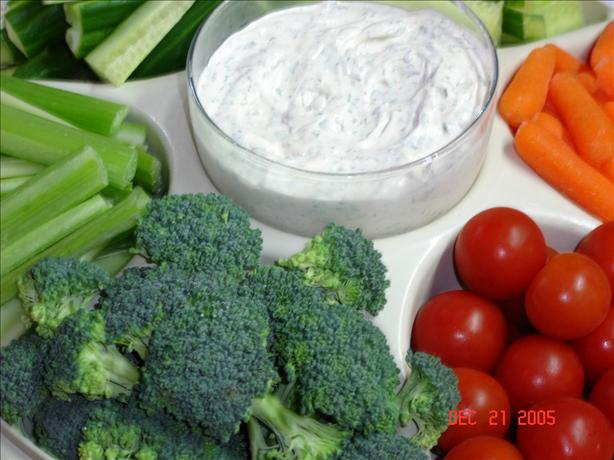 Herb Vegetable Dip