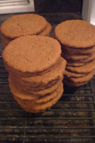 Grandmother's Gingersnaps