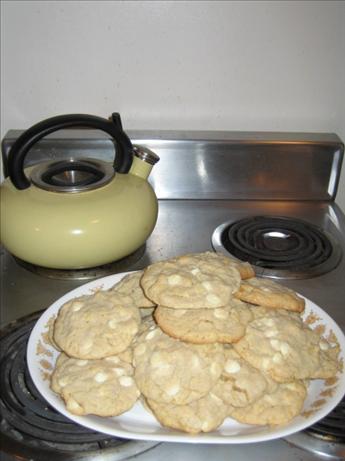 White Chocolate Potato Chip Cookies!
