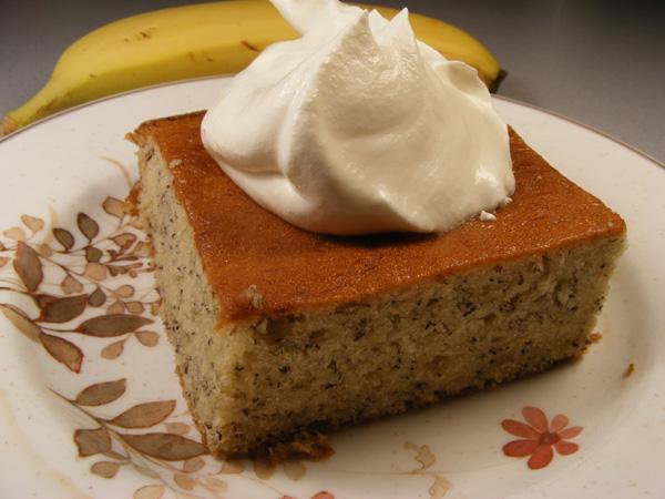 Banana Cake (Bh&g)