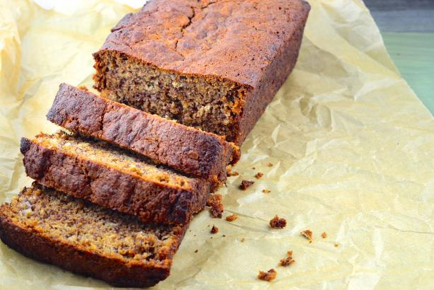Healthy & Delicious Banana Loaf