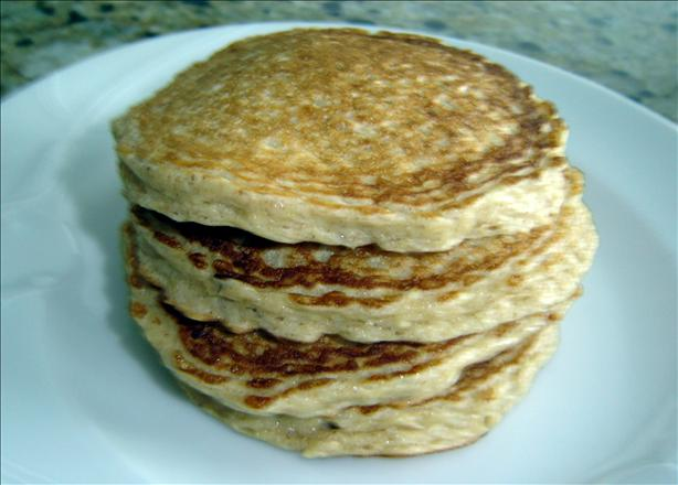 Lower Carb Pancakes for One