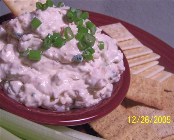Zesty Dijon Shrimp Dip