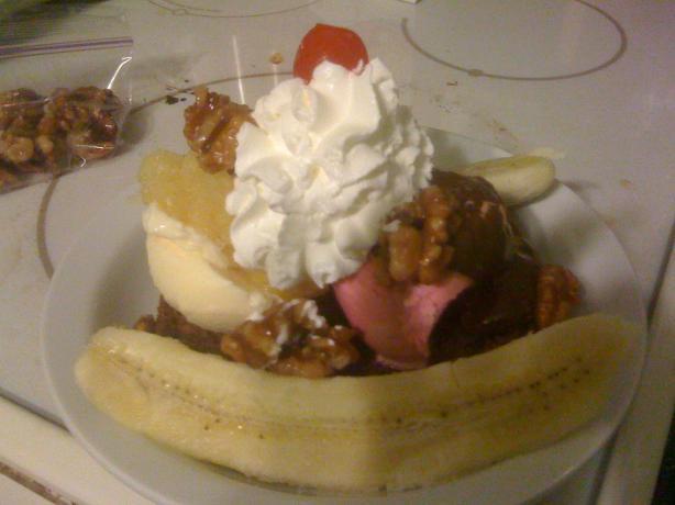 """Banana """"split"""""""