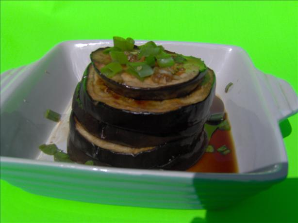 Ww 2 Points - Japanese Grilled Eggplant (Aubergine)