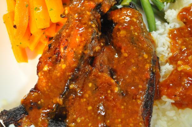 Tangy Pork Spareribs