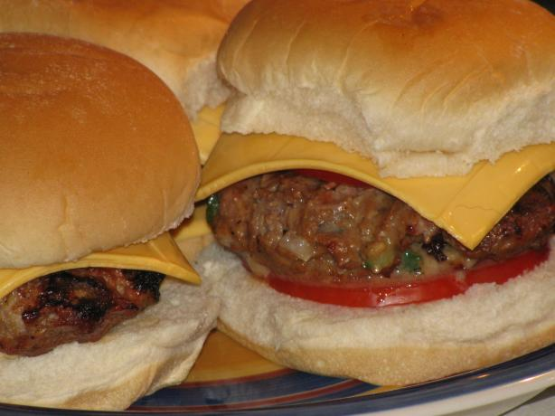 Jalapeno Jack Burgers