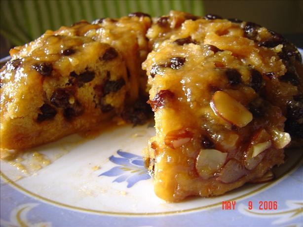 Orange Bread Pudding