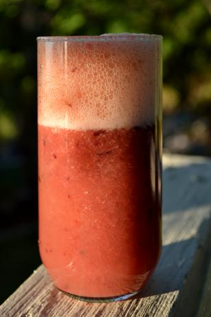 Blood Orange, Plum and Grape Juice
