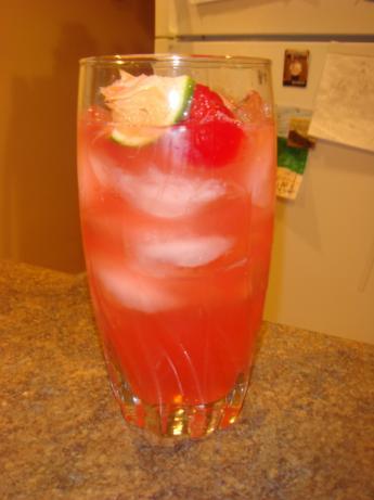 Bottoms up Cherry Limeade