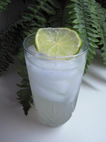 Sparkling Limeade (Non-Alcoholic)