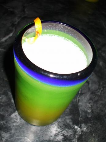 Lime Dream Cocktail (Or Lemon)