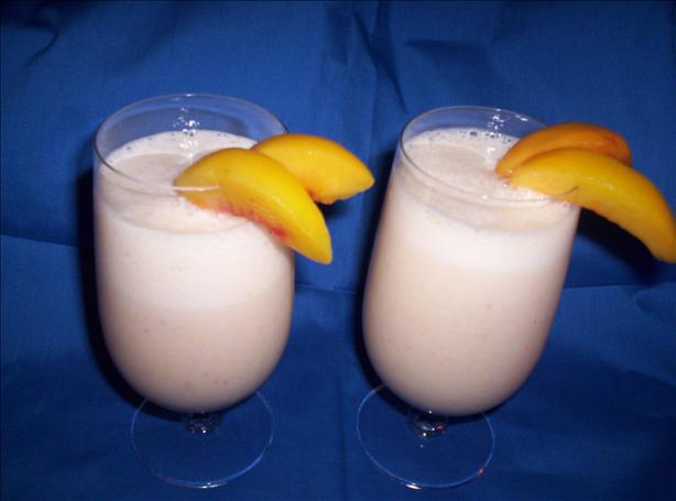 Peachy Keen Smoothies