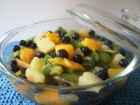 Fruit Salad (Ww)