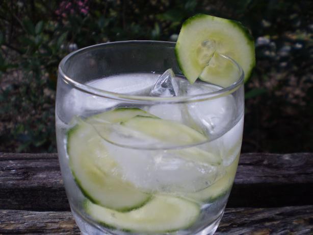 Cucumber Gimlet (Gin)