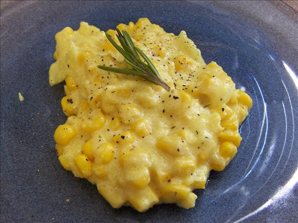 Alton Brown's Creamed Corn