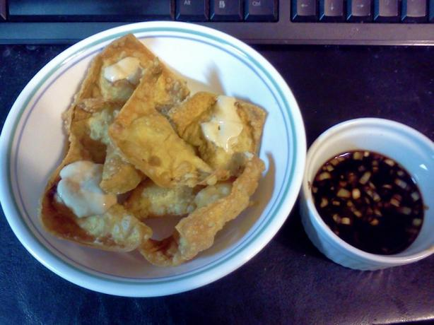 Ginger Chicken Wontons (Low Carb)