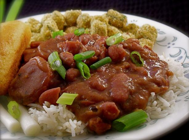 Awesome Red Beans and Rice