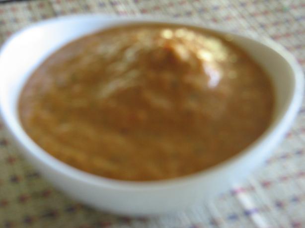 Gabi's Harissa (Moroccan Hot Sauce)