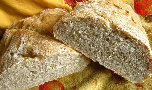 Country Bread (Pain De Campagne)