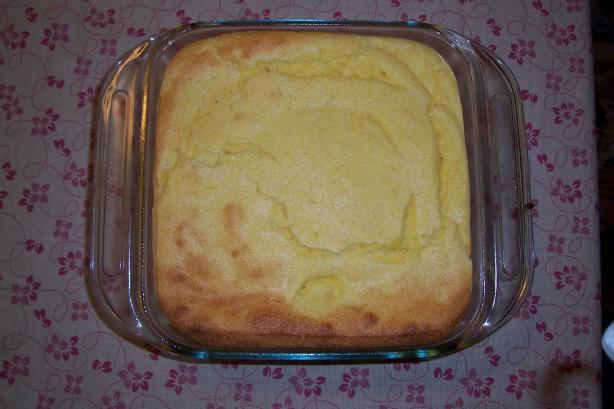 Texas Spoon Bread