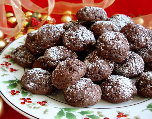 Ww Chocolate Fudge Cookie Bites
