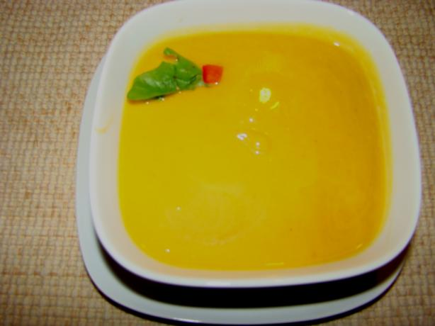 Harvest Pumpkin & Squash Soup