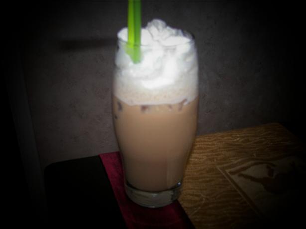 Iced Mocha Cafe