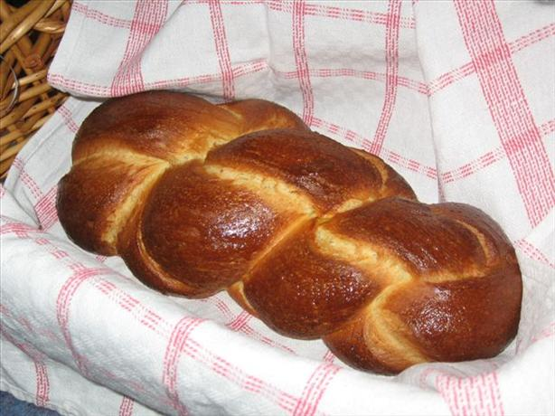 Zopf (Traditional Swiss Plaited Breakfast Bread)