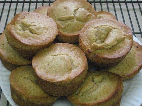 Brown Sugar Muffins