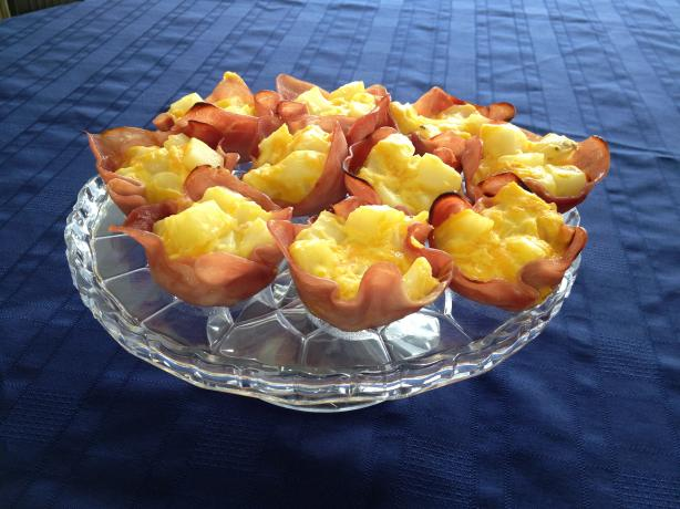 Little Ham Cups of Joyous Potato #5FIX