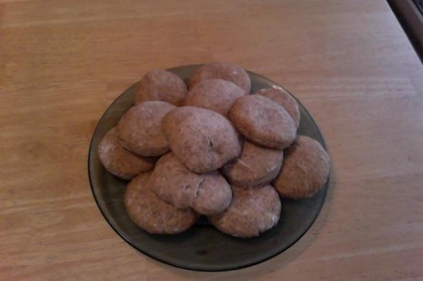 Whole Wheat Honey Flax Biscuits