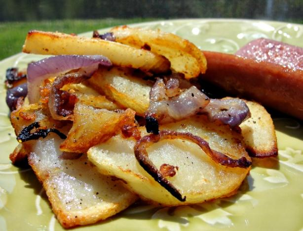 German Home Fried Potatoes