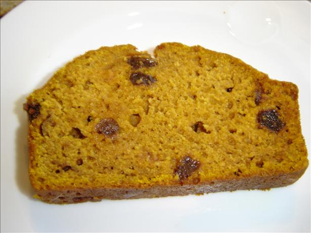 Mom's Pumpkin Nonfat Milk Bread