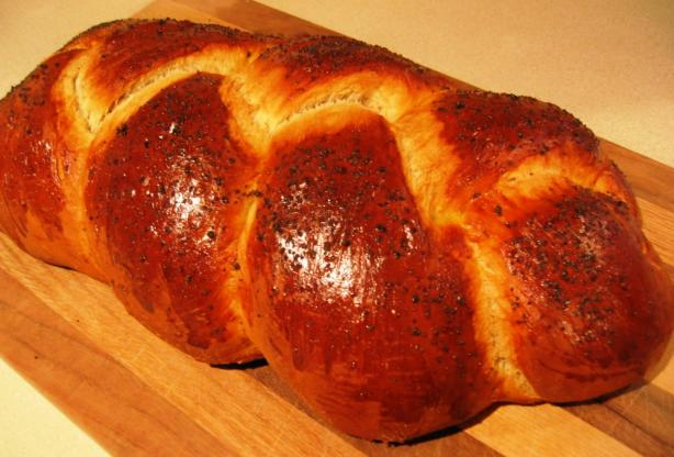 Challah for the Bread Machine