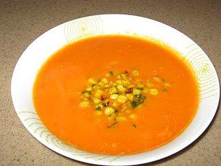Roasted Bell Pepper Soup