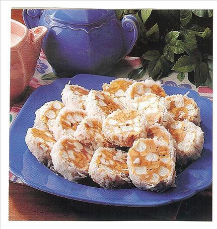 Caramel Nut Rolls (Candy)