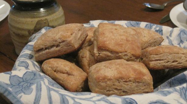 Make Ahead Biscuits