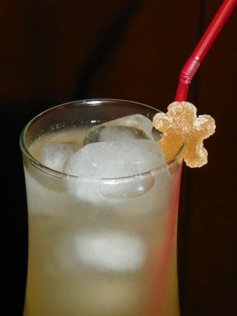 House of Blues Ginger Lemongrass Soda Water