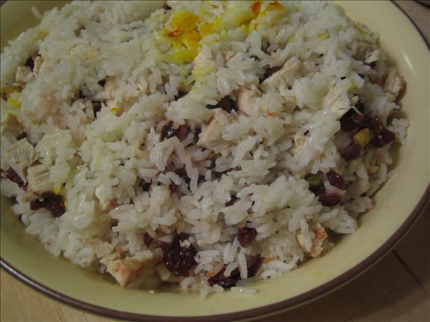 Sweet Jeweled Rice