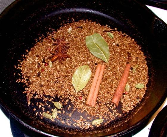 Garam Masala for Cunswim