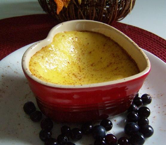 Suffolk Baked Custard