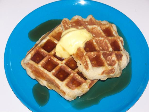 Gluten-Free Morning Waffles