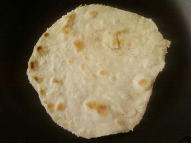 Made 'em Myself Tortillas